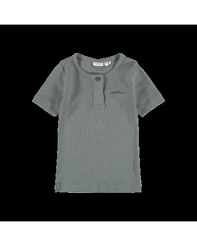 Huxi T-shirt Castor Gray