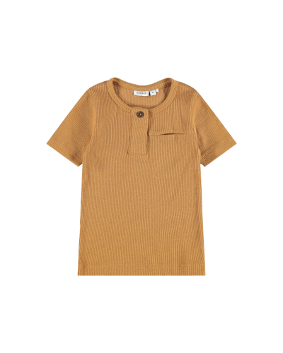 Huxi T-shirt Brown Sugar
