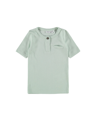 Huxi T-shirt Subtle Green
