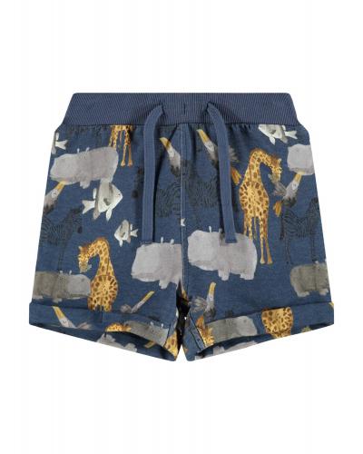Jelix Light Sweat Shorts Vintage Indigo