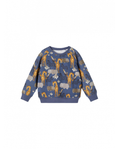 Jelix Sweatshirt Vintage Indigo