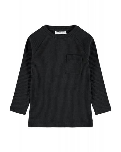 Kabilleon Slim Bluse NOOS Black
