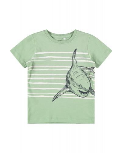 Kaleb T-shirt Basil