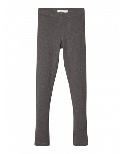 Leggings Dark Grey Melange