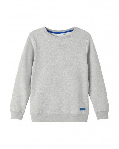 Leschool Sweatshirt Grey Melange