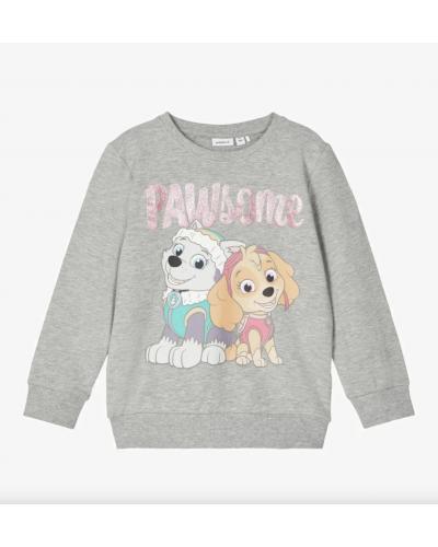 Litille Sweatshirt Grey Melange