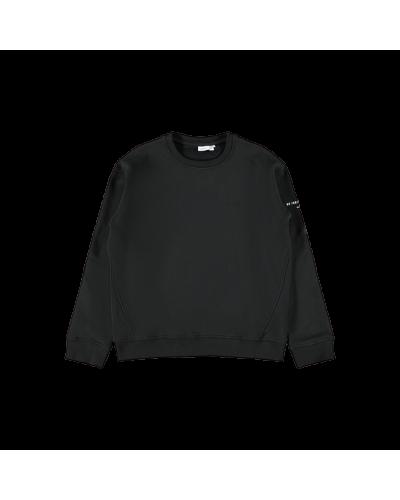 LS Boxy Sweatshirt Sort