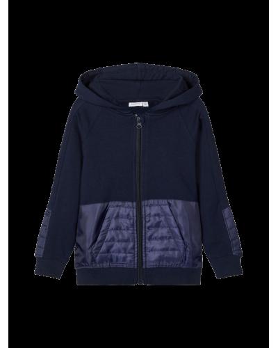 LS Sweatshirt  Dark Sapphire