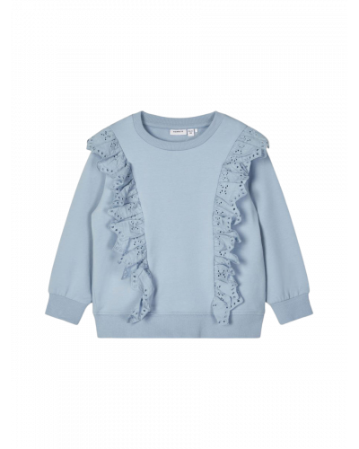 LS Sweatshirt Dusty Blue