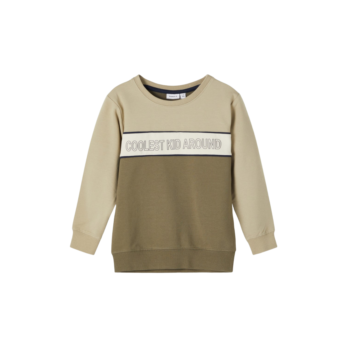 LS Sweatshirt Ivy Green