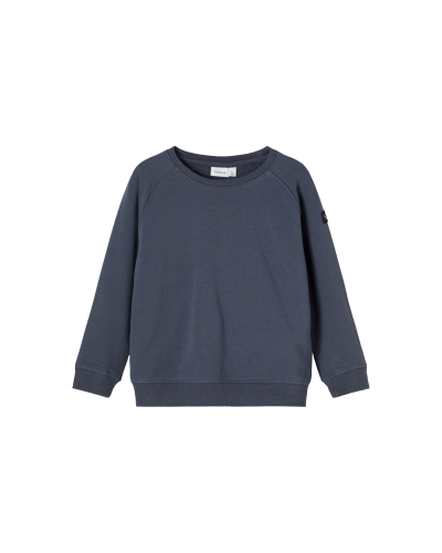 LS Sweatshirt Ombre Blue