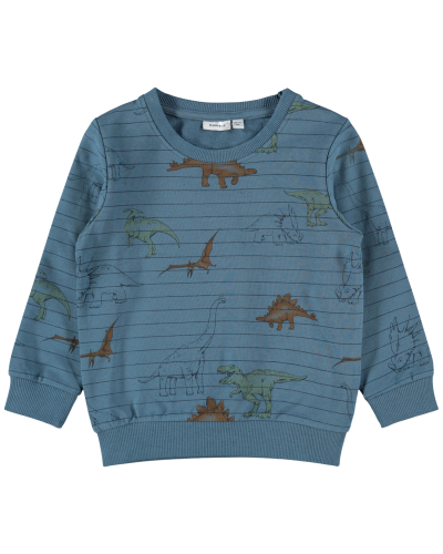 LS Sweatshirt Real Teal