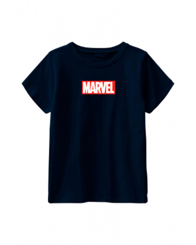 Marvel Manfrid T-shirt Dark Sapphire