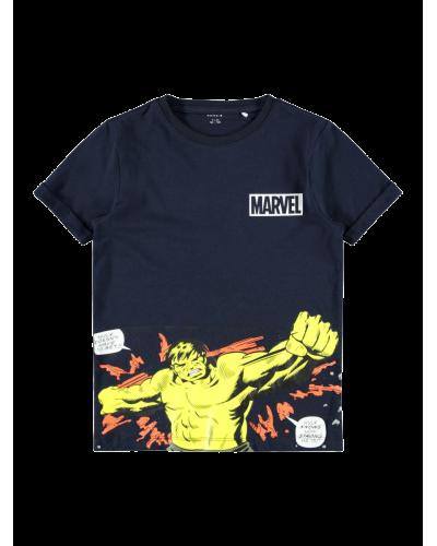Marvel Maurico SS T-shirt  Dark Sapphire