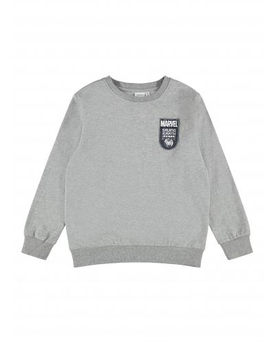 Marvel Patryc Sweatshirts Grey Melange