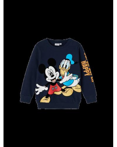 Mickey Benk Sweatshirt Dark Sapphire