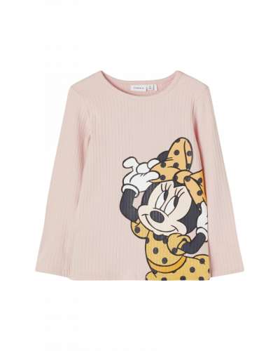 Minnie Mouse Bluse Pink / Peach Whip