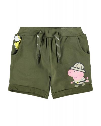 Name It Gurlig Gris Bertel Shorts Ivy Green