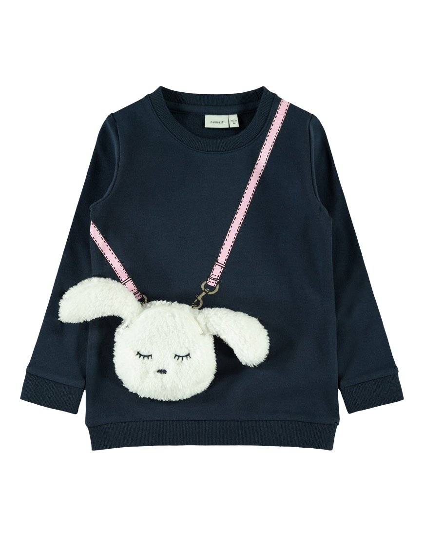 Nany Sweatshirt Dark Sapphire