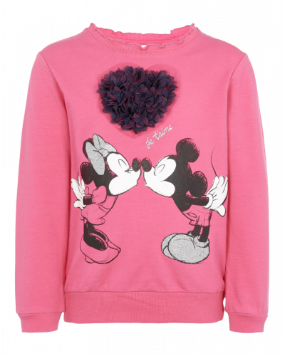 Name It Sweat Minnie Fuchsia