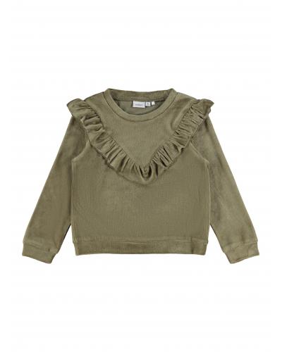 Naya Sweatshirt Stone Gray