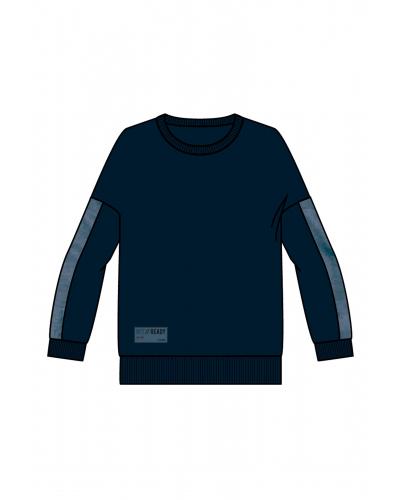 Olas Sweatshirt Dark Sapphire