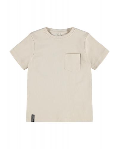 Novole T-shirt Whitecap Gray