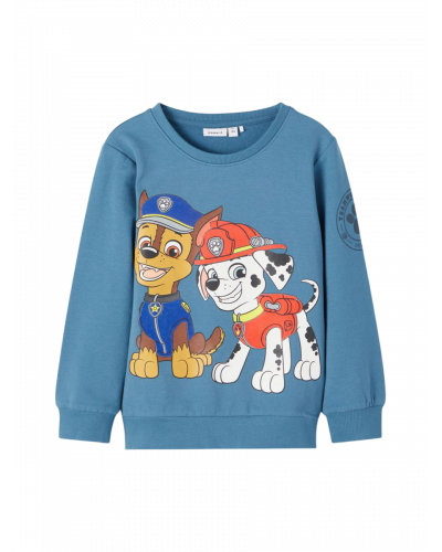 Paw Patrol Sweatshirt Real Teal