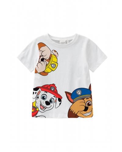 Paw Patrol Vito T-shirt Bright White