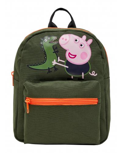 Peppa Pig Melvis Backpack Ivy Green
