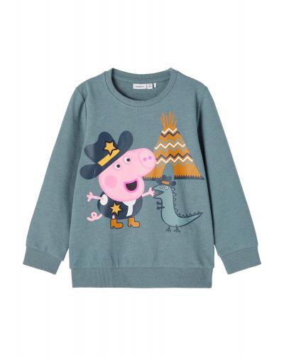 Peppa Pig Toby Sweatshirt Trooper