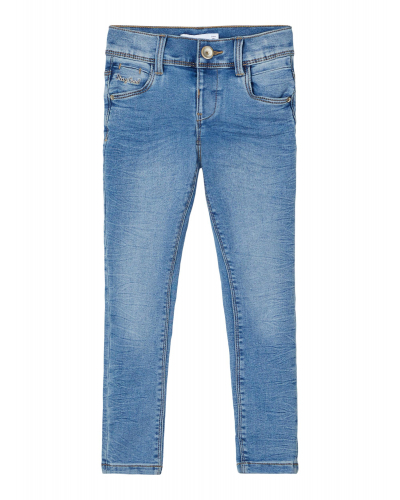 Polly 2456 Pants NOOS Medium Blue Denim