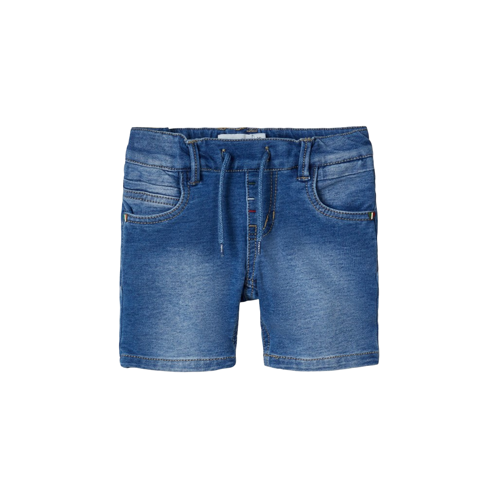 shorts medium blue