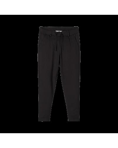 sorte bløde bukser