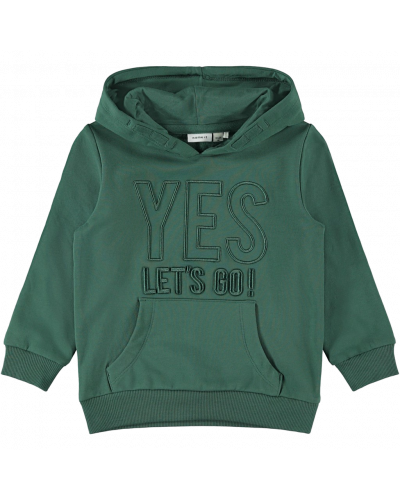 Sweatshirt Bistro Green