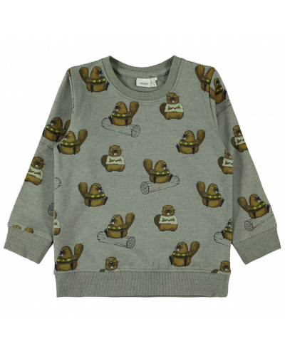 Sweatshirt  m. print