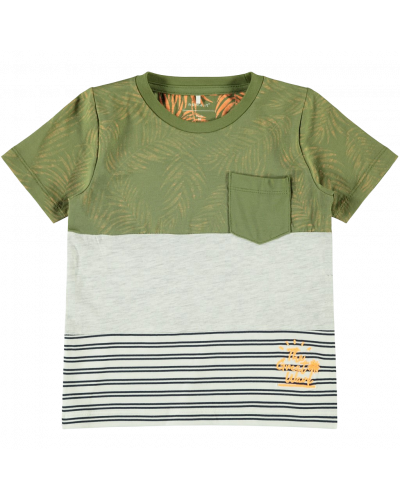 T-shirt Loden green