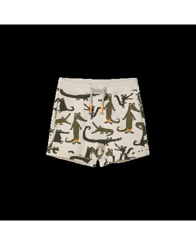 Shorts Krokodille Peyote Melange