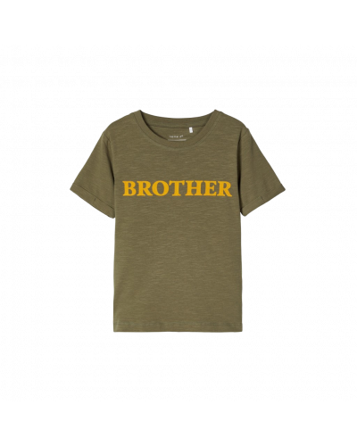 T-shirt Brother Ivy Green