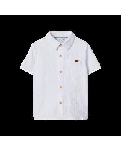 T-shirt skjote hvid