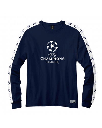 UEFA Cornelis Bluse Dark Sapphire