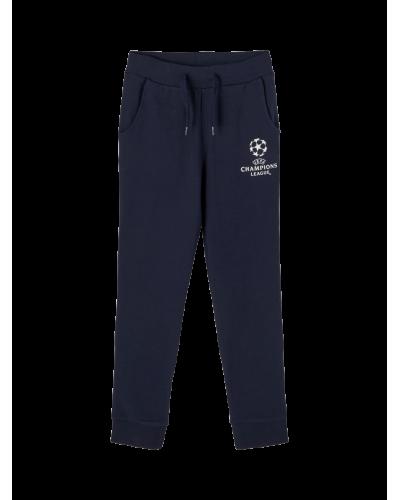 UEFA Elton Sweatpants Dark Sapphire