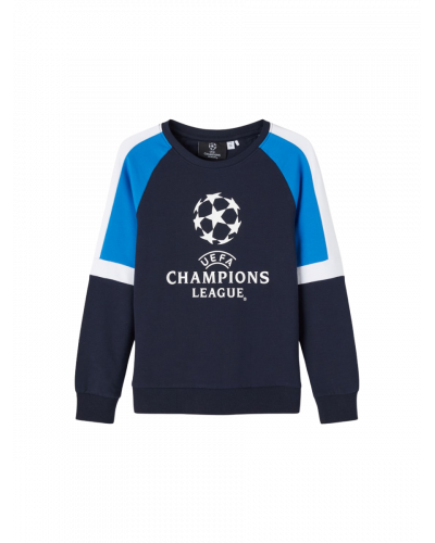 UEFA Elton Sweatshirt Dark Sapphire