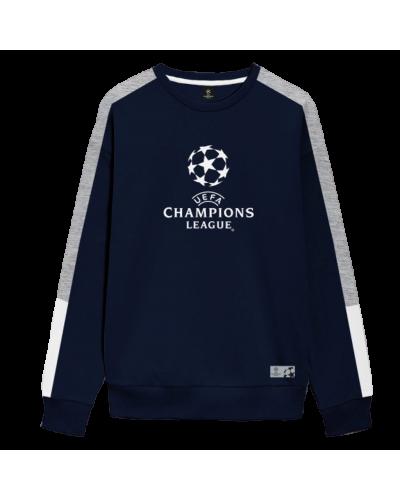 UEFA Mauritz Sweatshirt Dark Sapphire