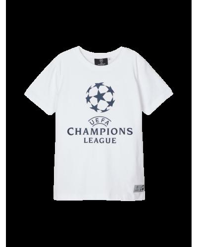 UEFA T-shirt Bright White