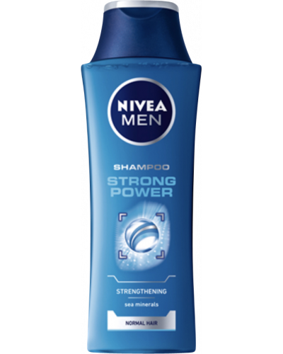 Men Strong Power Shampoo