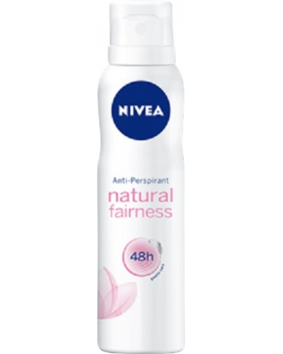 Natural Fairness Deodorant Spray