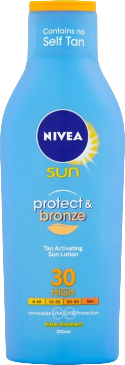 Protect & Bronze Sun Lotion SPF 30