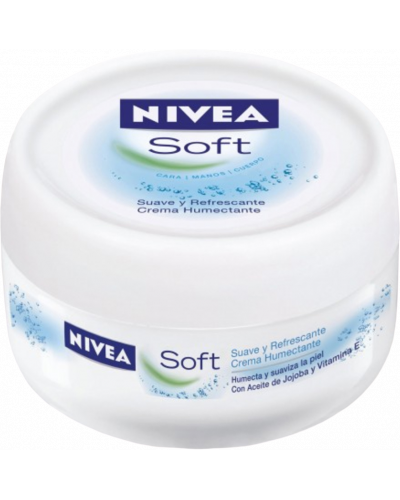 Soft Moisturising Cream