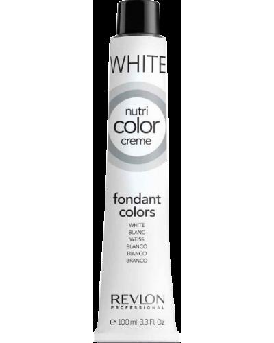 Nutri Color Creme 000 White